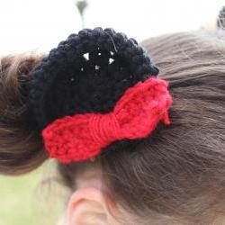 Minnie Mouse inspired &#039;ears&#039; on clips